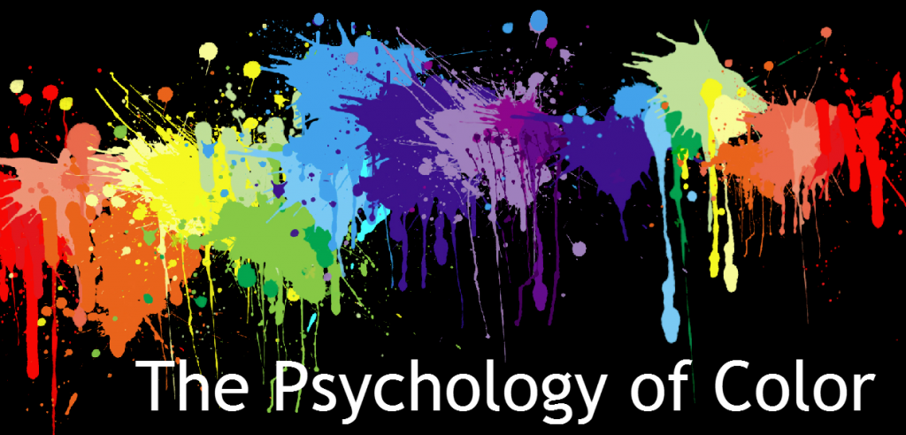 use of color, psychology of color